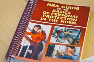 Personal Protection in the Home Text Book. Concealed carry Maine course
