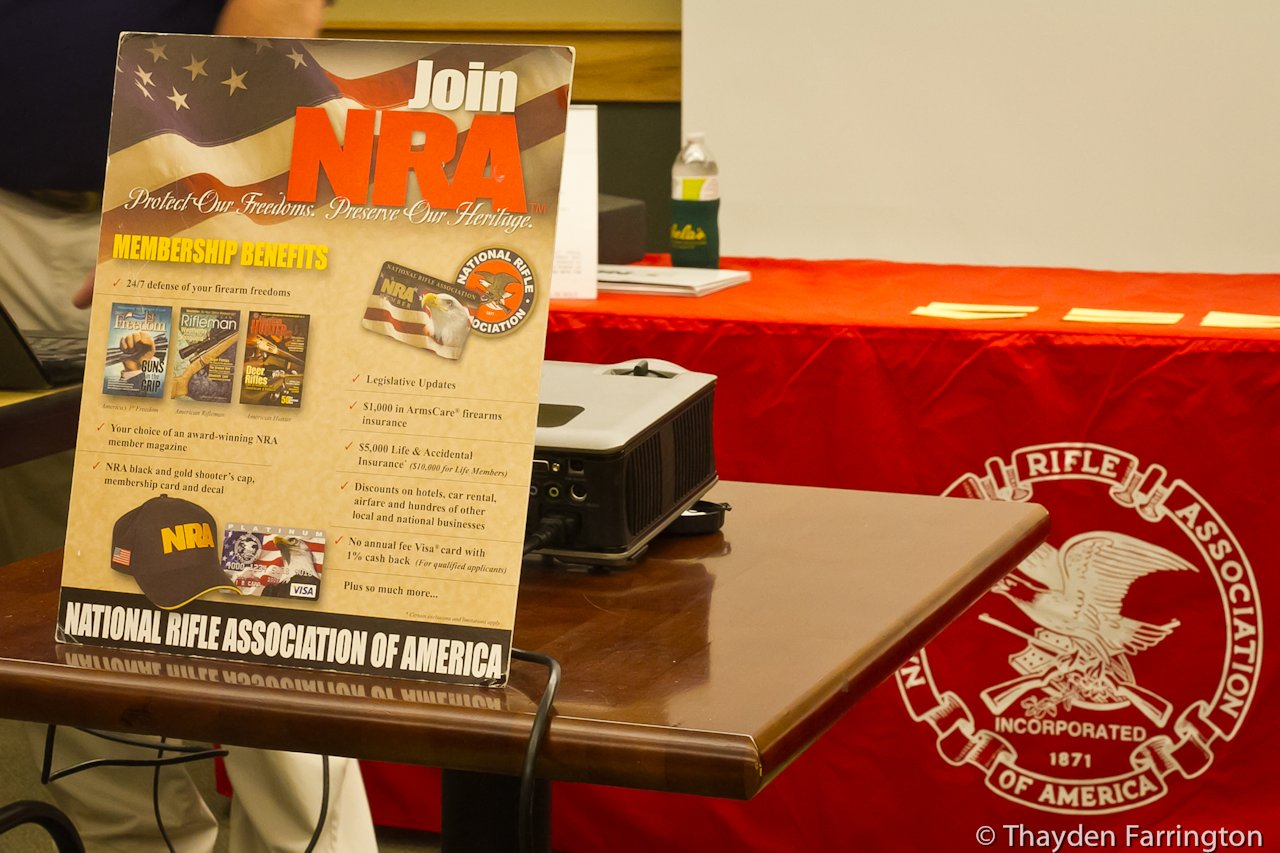 NRA CWP Training