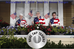 Best of America ~ Freeport Flag Ladies mainecwptraining.com