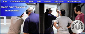 Private Maine CWP Training Tutelage mainecwptraining.com