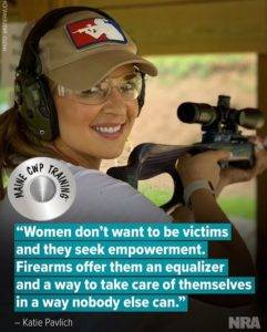 54% of our 2019 clients are confident empowered women https://mainecwptraining.com/course-products/firearms-and-the-law/