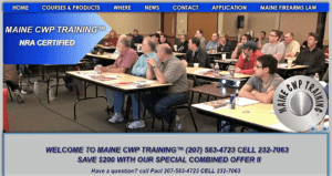 Maine CWP Training Firearms Law https://mainecwptraining.com/maine-firearms-law/