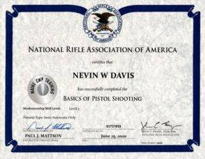 MDW Guns Training Facility https://mainecwptraining.com/course-products/nra-basic-pistol-shooting-online-study-course-material/