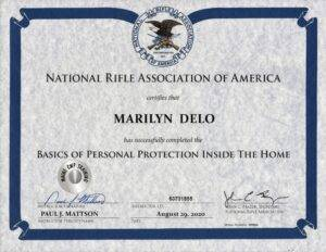 NRA Certified Personal Protection in the Home https://mainecwptraining.com/maine-firearms-law/