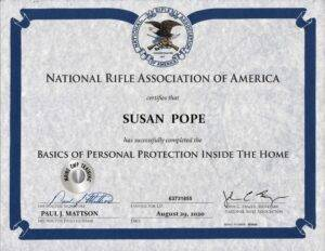 NRA Certified Personal Protection in the Home https://mainecwptraining.com/course-products/personal-protection-in-the-home/