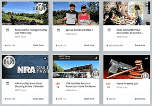 Maine Handgun Safety Certificate Online Too https://mainecwptraining.com/