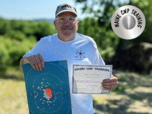 Maine online concealed carry course https://mainecwptraining.com/course-products/nra-basic-pistol-shooting-online-study-course-material/