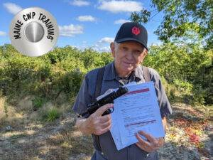 NRA Basic Pistol Shooting | Blended Online Training https://mainecwptraining.com/course-products/nra-basic-pistol-shooting-online-study-course-material/